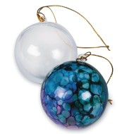 Mini Hanging Baubles (Pack of 48)