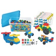 Morphun® Junior Xtra Construction Set (Set of 500)
