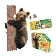 I Am Lil' Bear 100-Piece Jigsaw Puzzle
