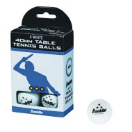 Franklin® 3-Star Table Tennis Balls