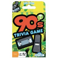 90's Trivia Card Game