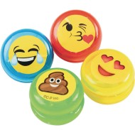 Mini Emoji Yo-Yo Pack (Pack of 12)
