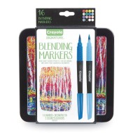 Crayola® Signature Blending Markers (Set of 16)