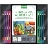 Crayola® Blend & Shade Activity Kit