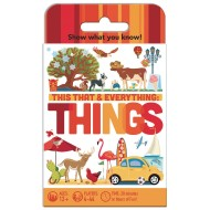 This, That, and Everything: Things Card Game