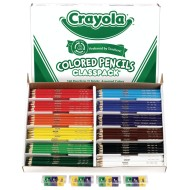 Crayola® Classpack® Colored Pencils - 12 Colors