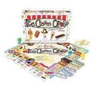 Ice Cream-Opoly Game
