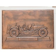 Mercer Car Plastic Mold
