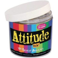 Positive Attitude in a Jar