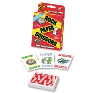 Rock Paper Scissors Card Game