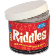 Riddles In a Jar®