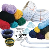 Weaving Baskets Craft Kit