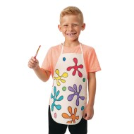 Color-Me™ Child Apron (Pack of 6)