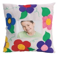 Happy Memories Pillow Case Craft Kit (Pack of 12)