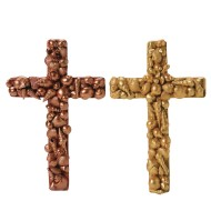 Shell Crosses Craft Kit (Pack of 24)