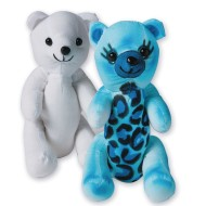 Color-Me™ Bears (Pack of 12)