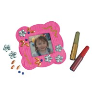 Wooden Photo Frame Craft Kit (Pack of 12)