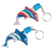 Dolphin Sand Art Bottle Craft Kit (Pack of 12)