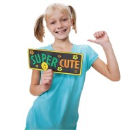 Fun Signs II Craft Kit (Pack of 48)