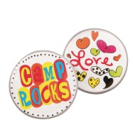 Color-Me™ Round Pin (Pack of 24)
