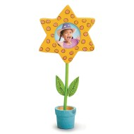Wooden Star Frames Craft Kit (Pack of 12)