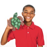 Myrtle the Turtle Craft Kit (Pack of 24)