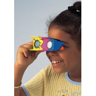 Magnif-Eyes Binoculars Craft Kit (Pack of 12)