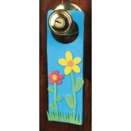 Super Foam Dazzling Doorknob Hangers Craft Kit (Pack of 24)