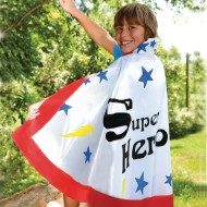 Color-Me™ Super Hero Capes, 30
