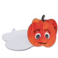 Color-Me™ 3-D Slot Fit Pumpkin (Pack of 24)