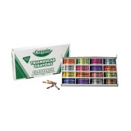 Crayola® Triangular Crayon Classpack® (Box of 256)