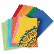 Bright Book Journals (Set of 20)