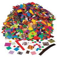 Paper Mosaic Activity Pack
