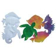 Color Diffusing Sealife (Pack of 48)