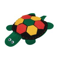 Allen Diagnostic Module Felt Turtle (Pack of 6)