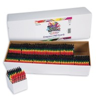 Color Splash!® Crayons PlusPack (Box of 768)