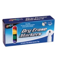 Liqui-Mark® Dry Erase Markers (Set of 8)
