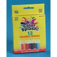 Color Splash!® Short Colored Pencils