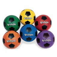 Spectrum™ Rubber Soccer Ball, Size 4,