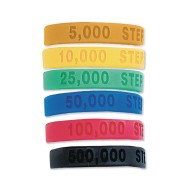 Step Awards Silicone Bracelets (Set of 24)