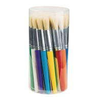 Stubby Paint Brushes (Pack of 30)
