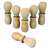 Easy Grip Paint Brushes (Set of 6)