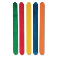 Colored Craft Sticks - Regular