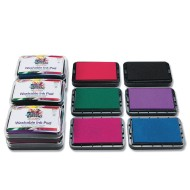 Color Splash!® Washable Color Ink Pads (Pack of 12)