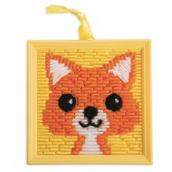 Fox Needlepoint Craft Kit