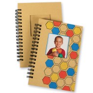 Paper Mache Notebook (Pack of 12)