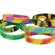 Good Character Traits Silicone Bracelets