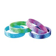 Caught Doing Good Silicone Bracelet (Pack of 24)