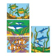 Sand Art Boards - Sea Life, 5