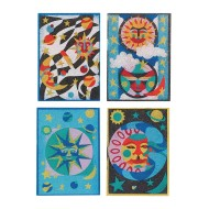 Sand Art Boards - Celestial Designs, 5